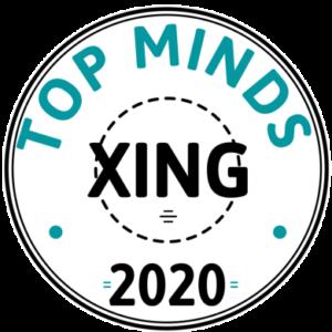 XING Top Minds 2020 Michael Hans Hahl