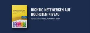 Buch Business Erfolg mit dem Netzwerk Code von Michael Hans Hahl